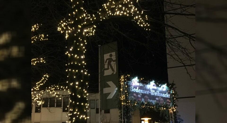 Das Motto heißt: Weihnachtliches Friedrichshafen statt Bodensee-Weihnacht
