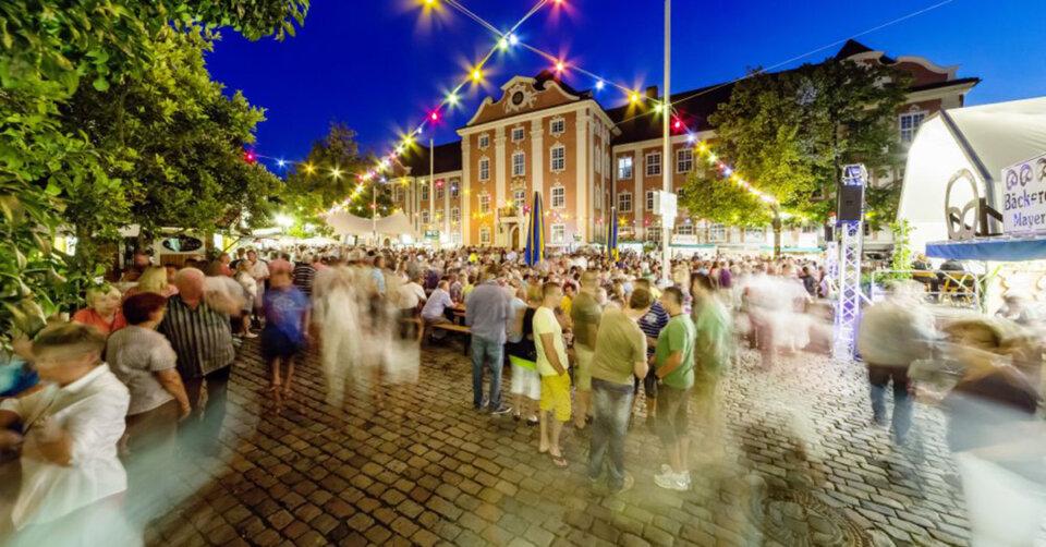 Wieder kein Weinfest in Meersburg