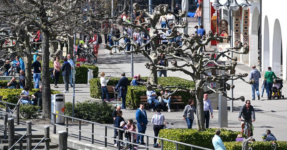"""""""Öffnungsschritt 2"""": Weitere Lockerungen greifen ab Samstag im Bodenseekreis"""