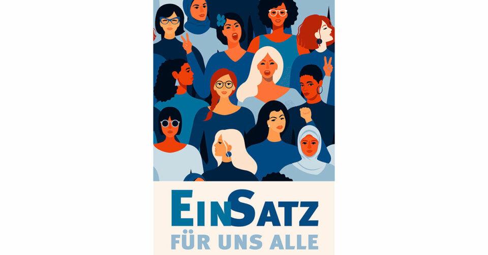 EinSatz zum Weltfrauentag