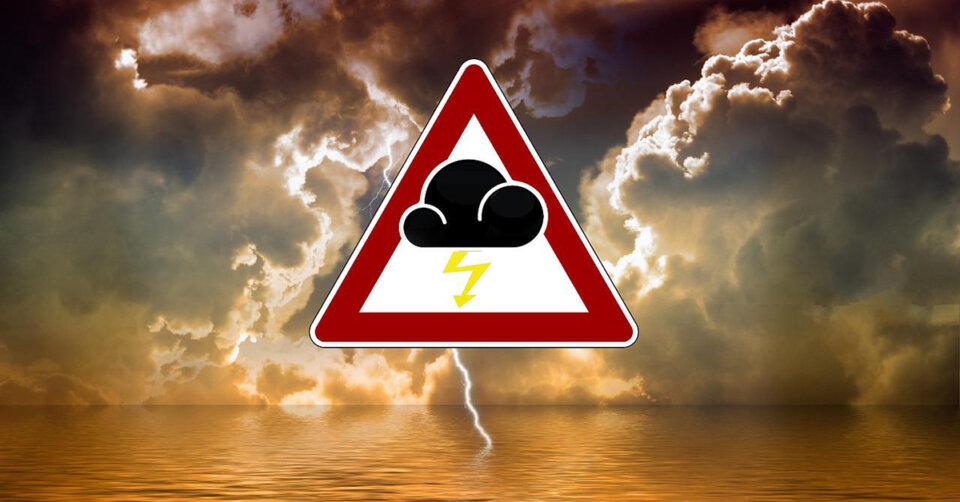 Wetterwarnung: Schauer und Gewitter mit lokaler Unwettergefahr am Freitag und Samstag!
