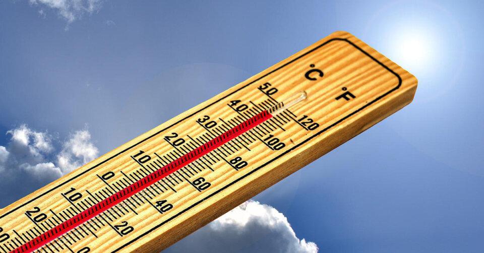 Das Wetter am Wochenende: Extrem-Hitze, Saharastaub & Gewitter – Folgt bald die große Abkühlung?