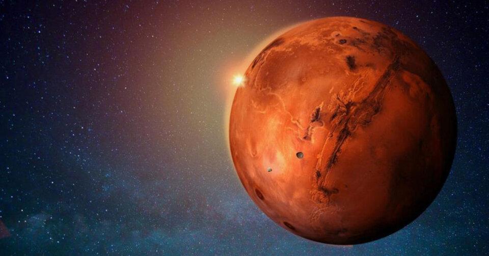 Interessante Aufklärungen: So ist das Wetter auf dem Mars