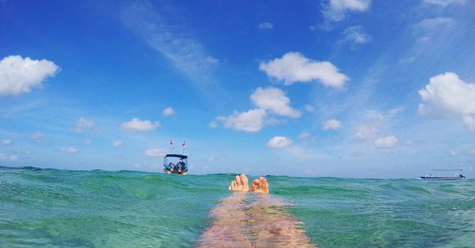 Eine Woche der Entspannung: Bestes Grill- und Badewetter mit viel Sonnenschein & 30-Grad-Hitze!