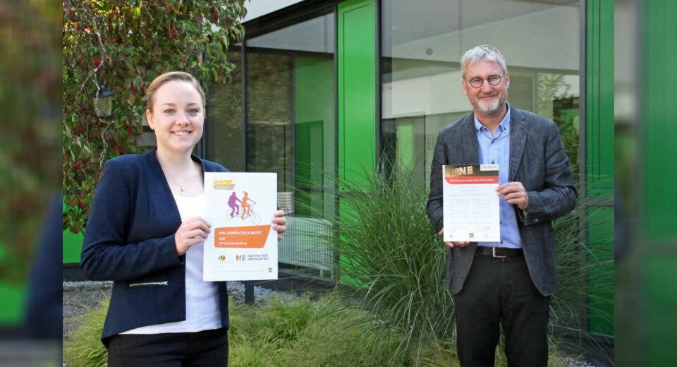 Nachhaltig engagiert: ZfP Südwürttemberg veröffentlicht WIN-Charta-Zielkonzept