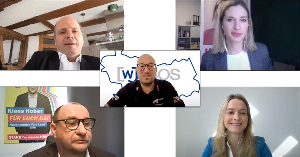 Landtagswahl: Kandidaten vom Bodensee stellen sich Fragen der jungen Unternehmer