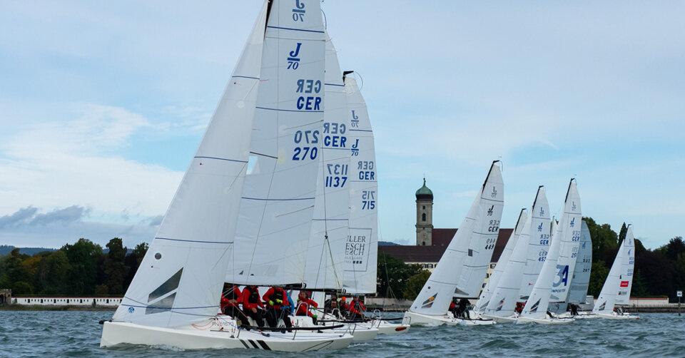 """""""Interboot-Trophy"""": Beim WYC segeln die J70-Boote auch um die Antigua Challenge"""