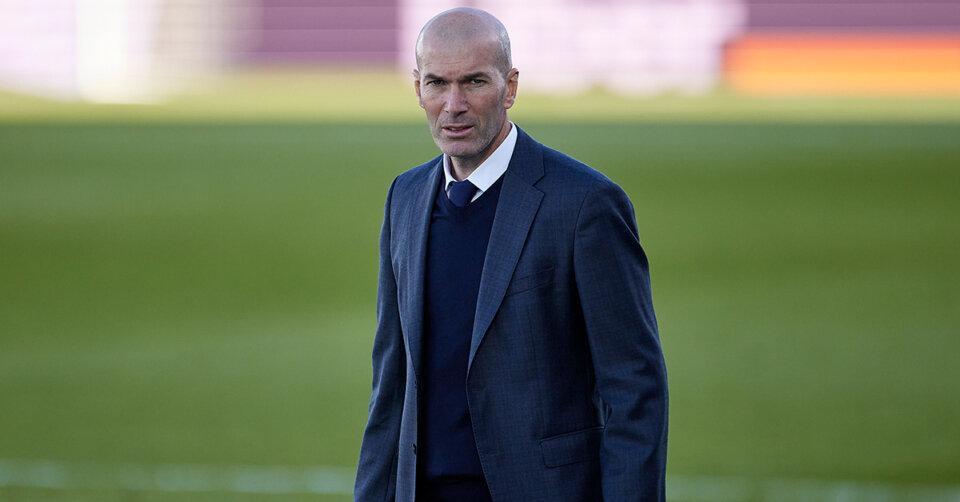 Zinedine Zidane hört bei Real Madrid auf
