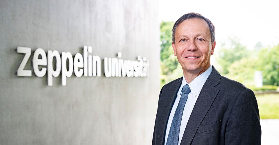 """BürgerUniversität mit ZU-Präsident Professor Dr. Klaus Mühlhahn über """"Was Chinas Aufstieg für uns bedeutet"""""""