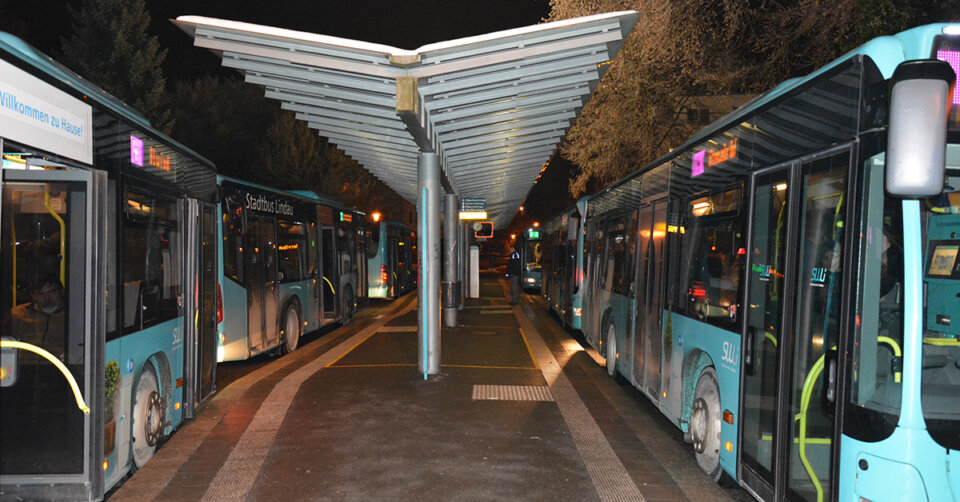 Stadtbus fährt ab 11. Juni wieder Nachtverkehr