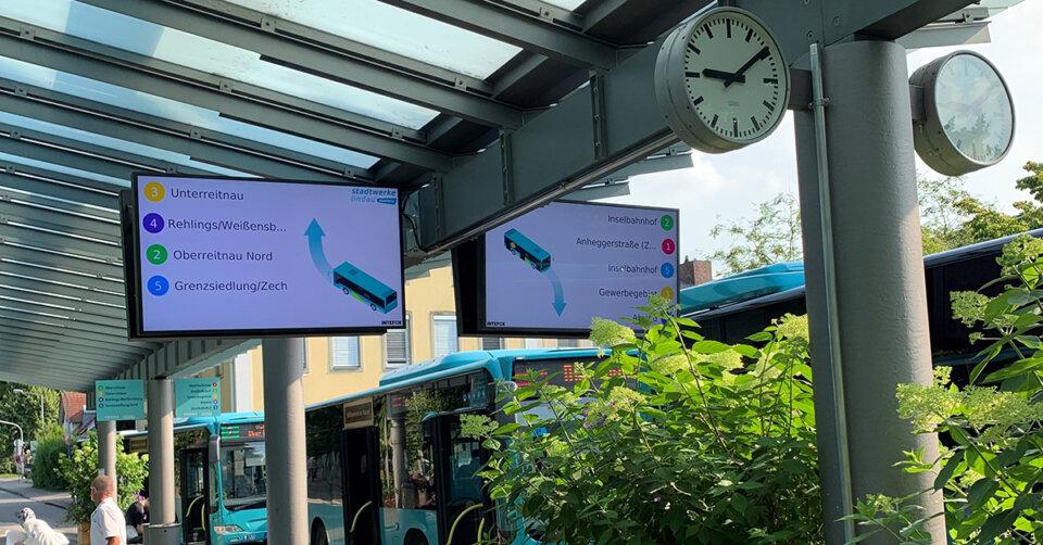 """Stadtbus Lindau: """"Das ist richtungsweisend…"""""""