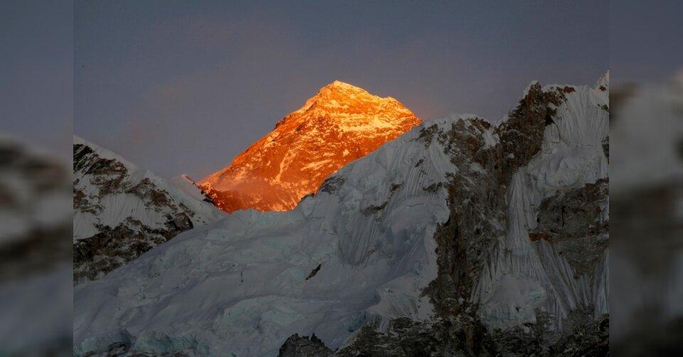 Zwei Bergsteiger auf Mount Everest gestorben