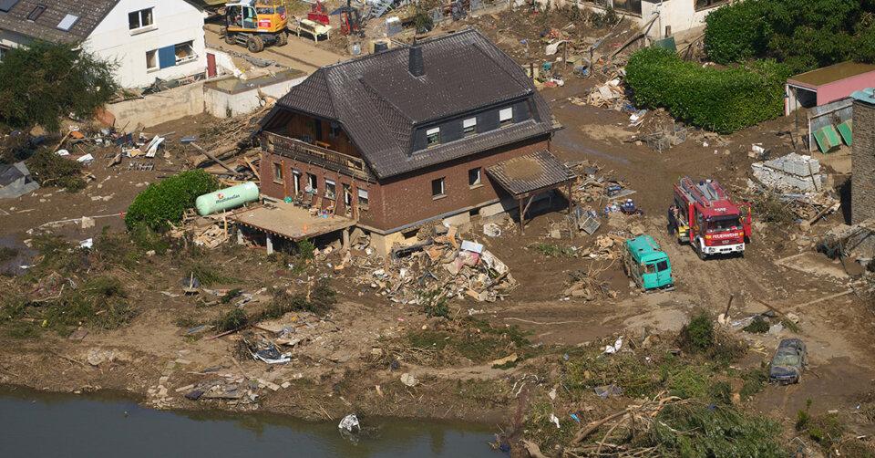 Hochwasser: Eine traurige Zwischenbilanz